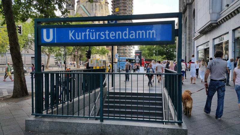 berlin-kurfuerstendamm
