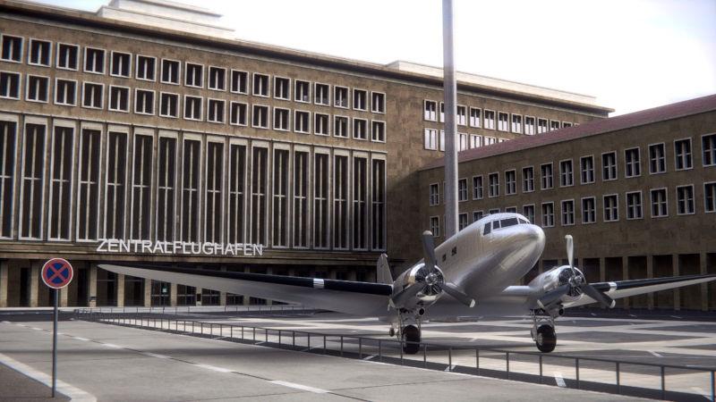 Flughafen-THF