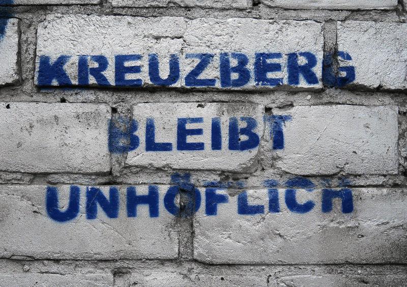 Kreuzberg-Graffiti